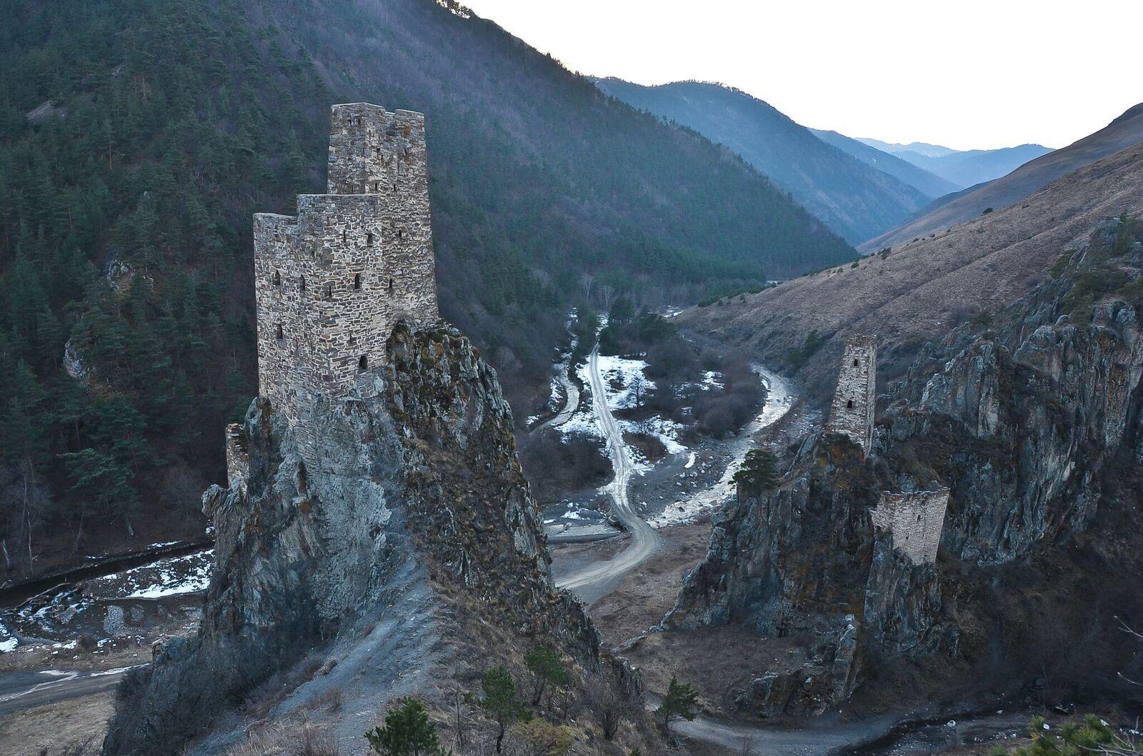 Ингушетия: пастушья доля   Путешествия, Красивые места ...
