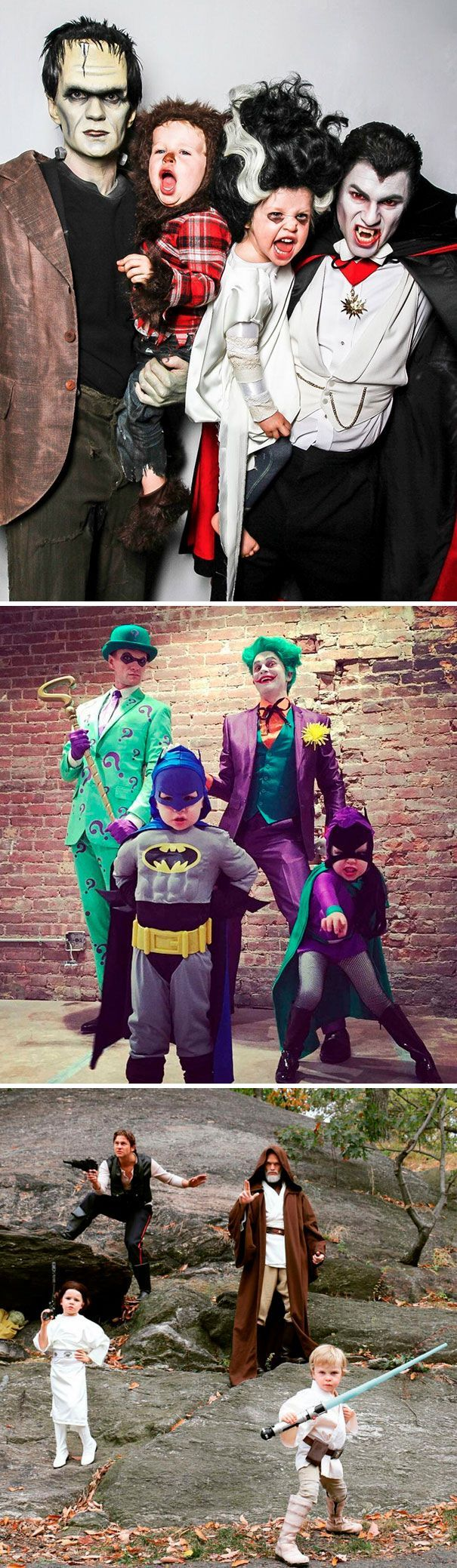 50+ Times Families Absolutely Nailed Their Halloween Costumes ...