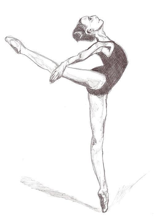 Tumblr Ballerine Cerca Con Google Danza Pencil Drawings Tumblr