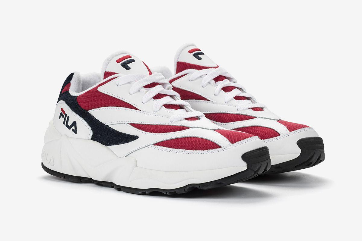 FILA Venom Sneakers: Release Date