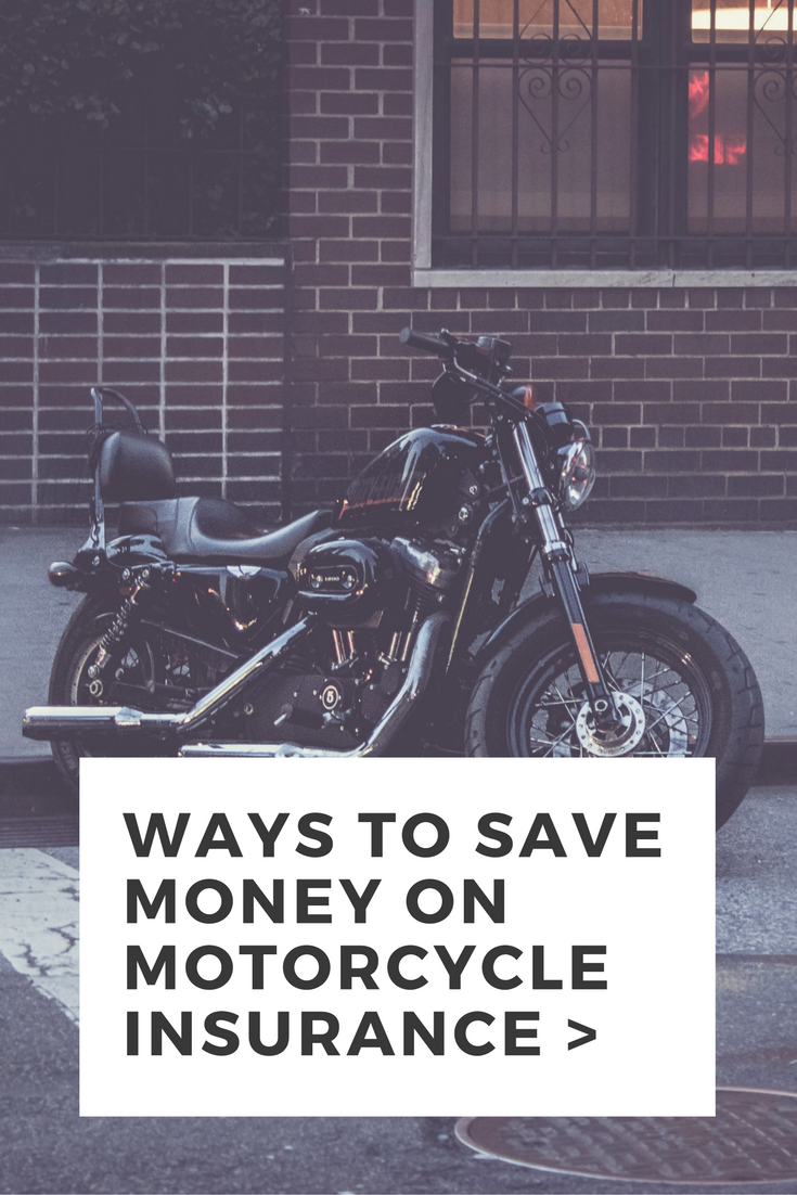 Ways to Save Money on Motorcycle Insurance Motorcycle