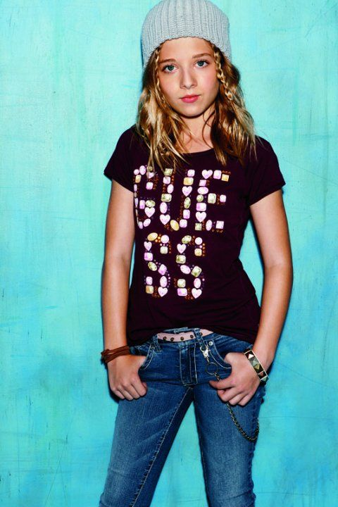 jackie modeling for guess jacky evancho di 2019 pinterest