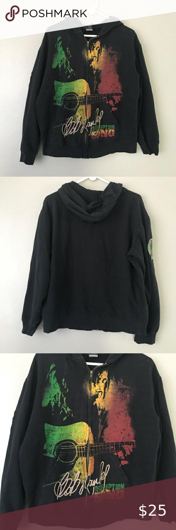 Zion Rootwear Bob Marley Zip Up Hoodie Sweater Sweater Hoodie Long Sleeve Hoodie Zip Ups [ 1740 x 580 Pixel ]
