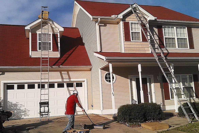 Roof repair and installation services in atlanta ga