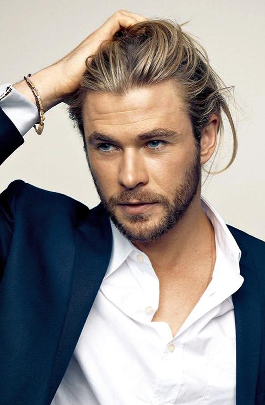 Chris hemsworth lu l 39 homme le plus sexy l 39 occasion de se rincer l 39 oeil just wouahhhhh - L homme le plus beau au monde ...