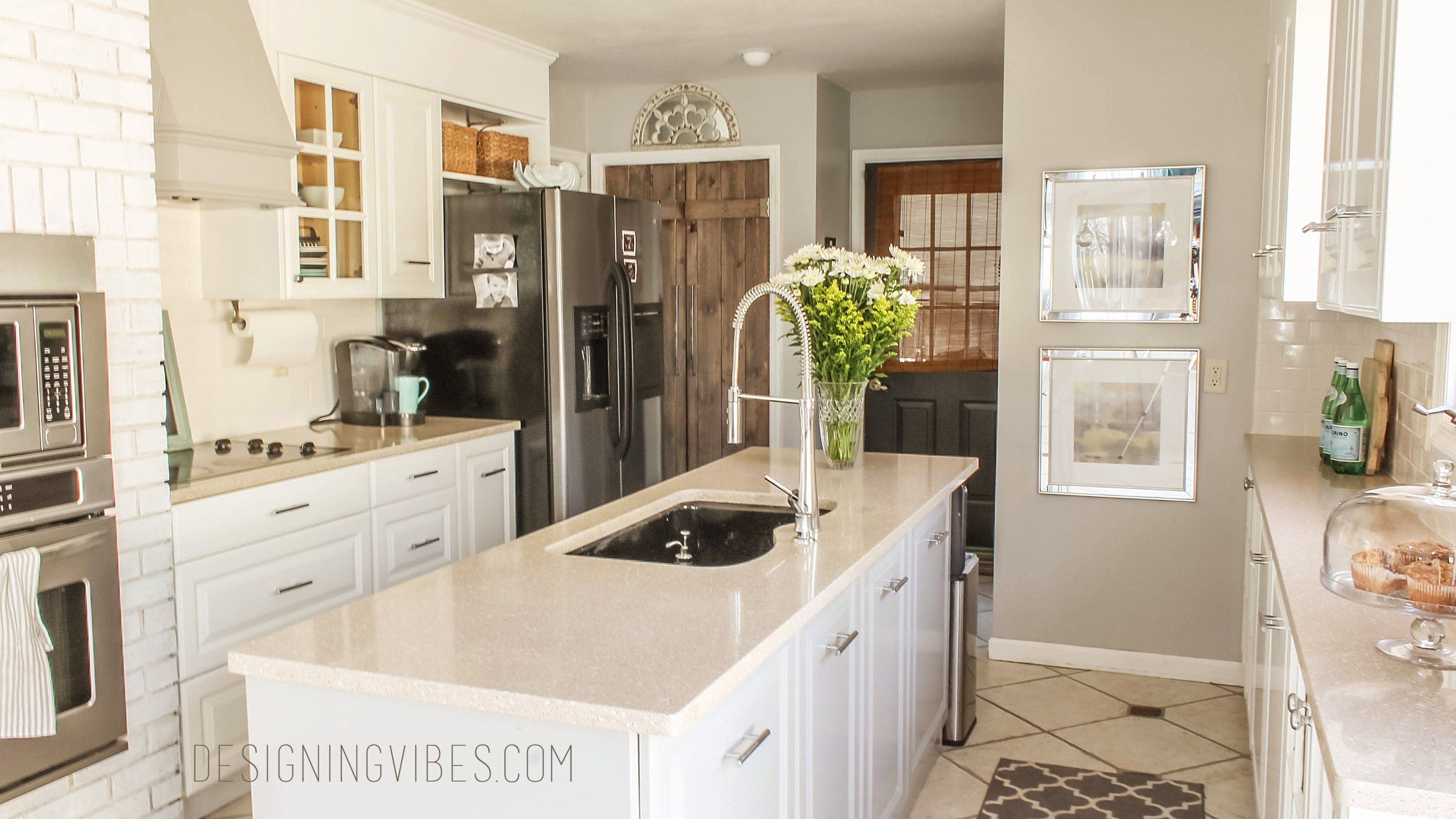 How to make kitchen cabinets taller stage cave and kitchens