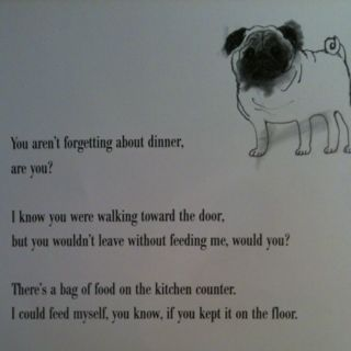 Pugs Live To Eat Not Eat To Live Funny Inspirational Quotes