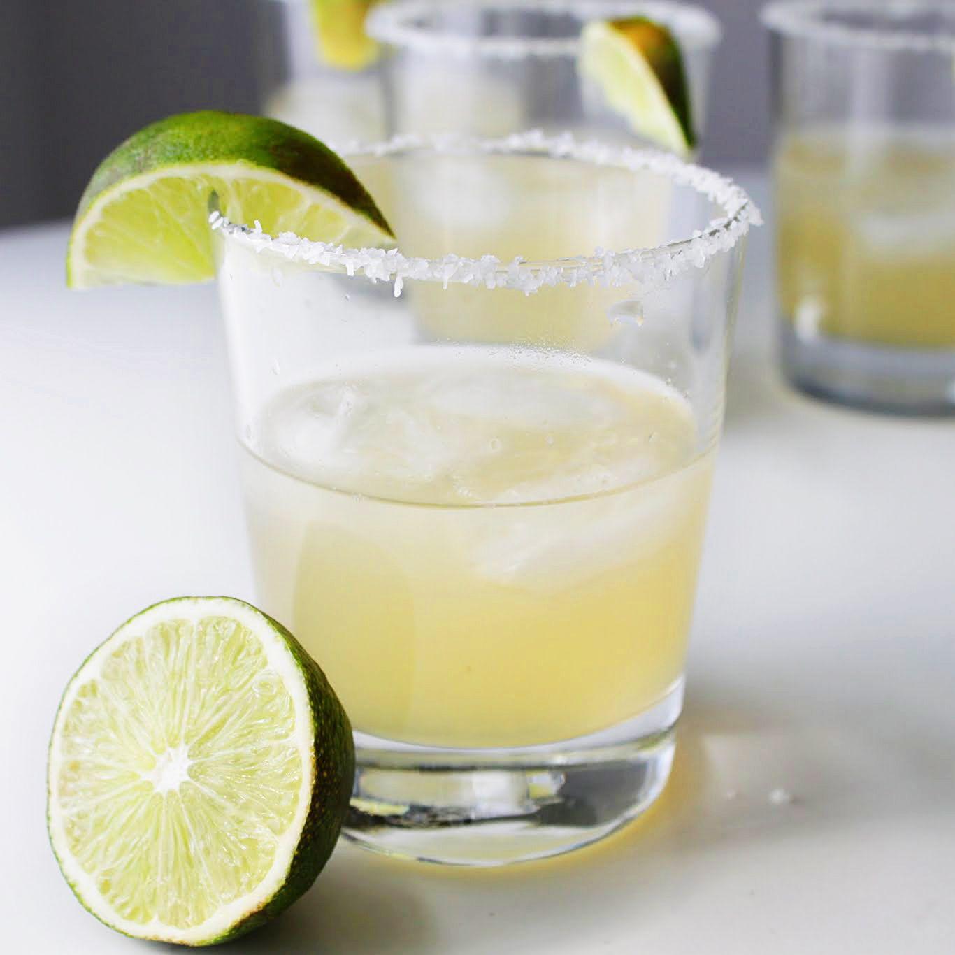 Chili's Margarita DIY: 1 Part Tequila, 1 Part Agave Nectar