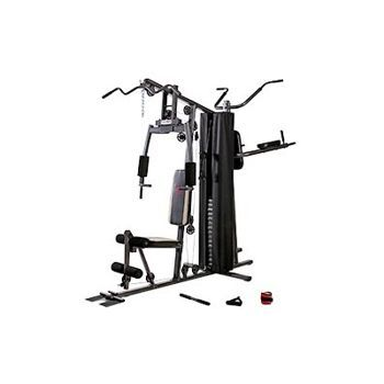 Marcy MWM-1860 Compact Home Gym | Cabin | At home gym, Marcy home