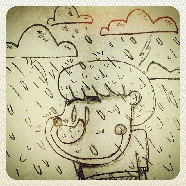 Al mal tiempo, buena cara.