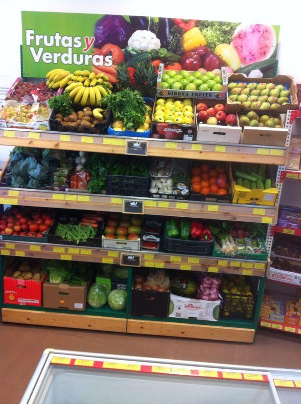 Alejandro interior de supermercado tradicional zona de for Decoracion de supermercados