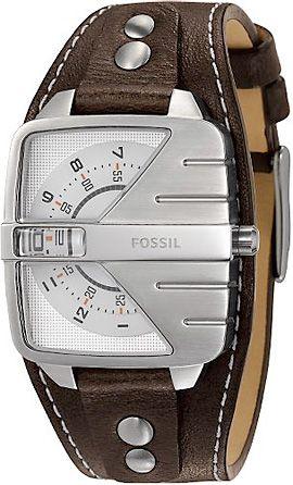Fossil Analog Dial Watch Really Like This Watch Throw Back To Art Deco Style And A Unique Way Of Displaying The T Goruntuler Ile Erkek Kol Saatleri Erkek Saat Luks Saatler