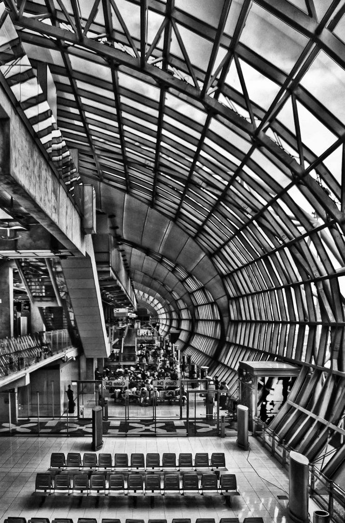 Suvarnabhumi Airport Suvarnabhumi Airport Airport Design Airport