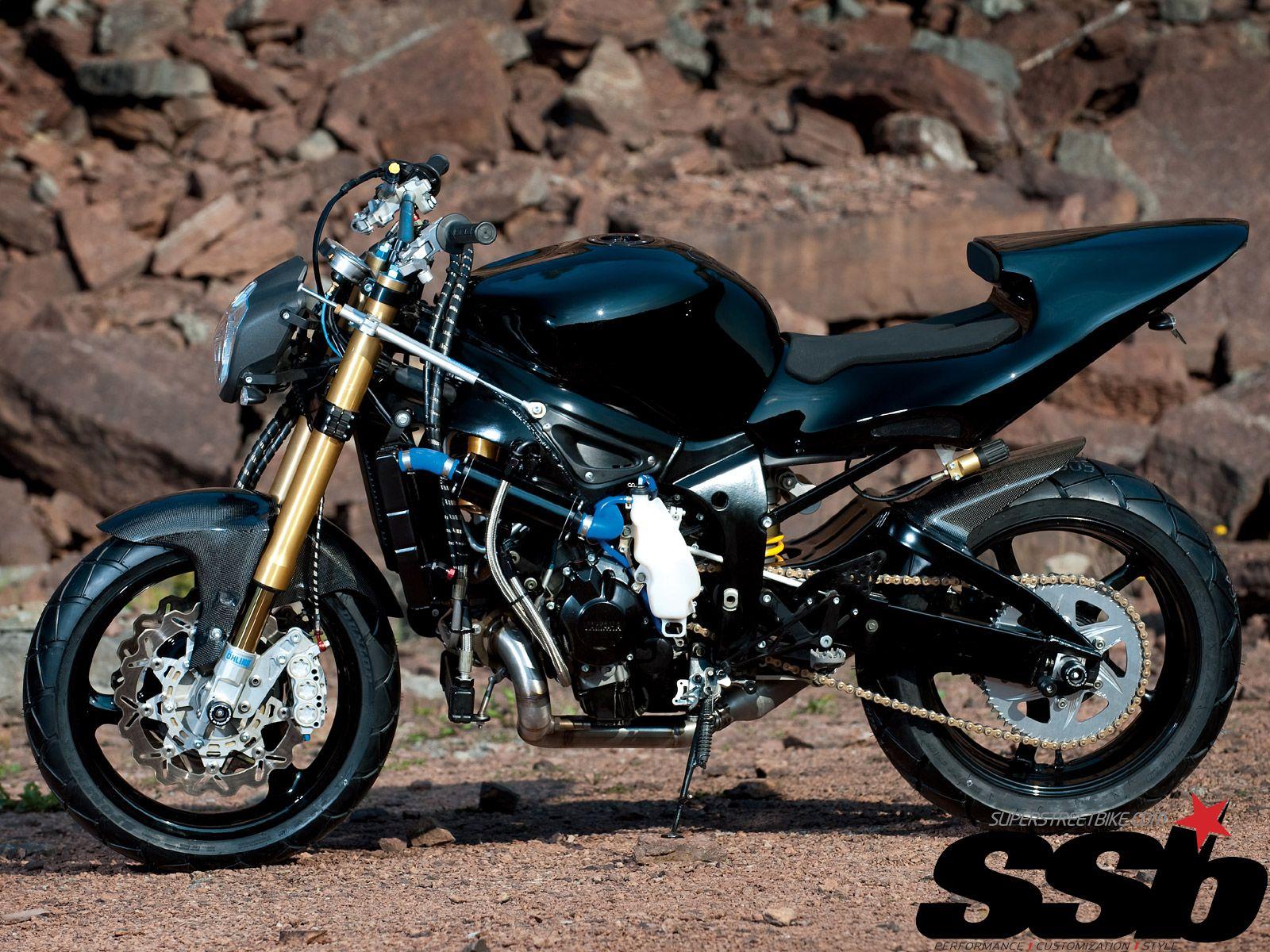 Yamaha R6 Streetfighter   Motorcycles   Yamaha r6, Yamaha