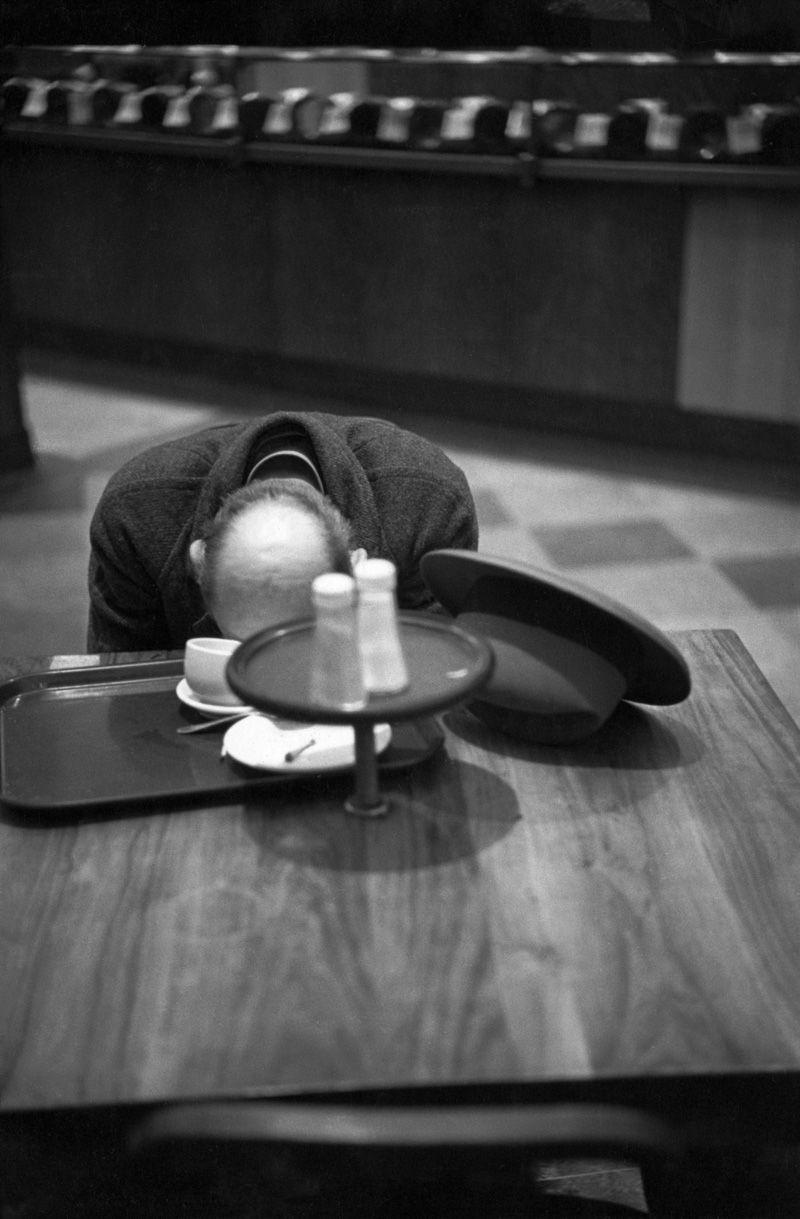 Henri Cartier-Bresson. Brooklyn, New York' 1947