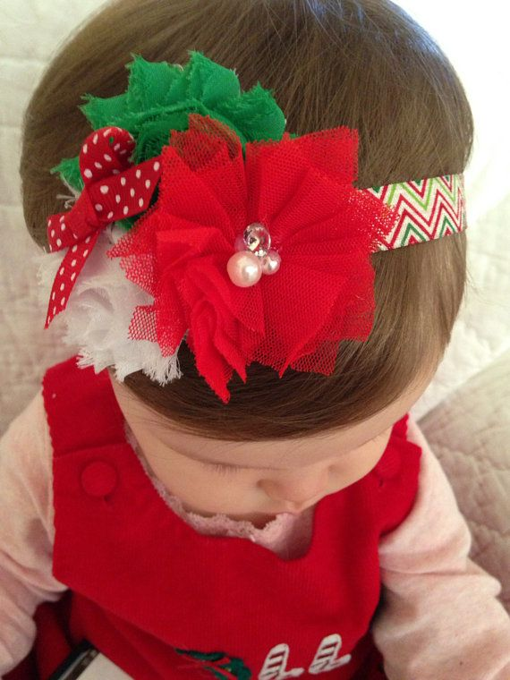 Christmas baby Headband baby headbandsBaby by ThinkPinkBows. Find this Pin and more on Little girls Hair Bows by Patsy Prescott. Shop for christmas baby headband on Etsy, the place to express your creativity through the buying and selling of handmade and vintage goods.