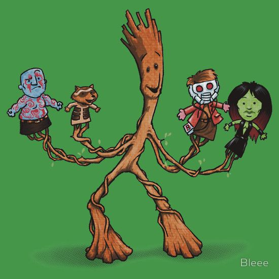 Guardians of the Galaxy T Shirts! | 44. We are… – by Bleee