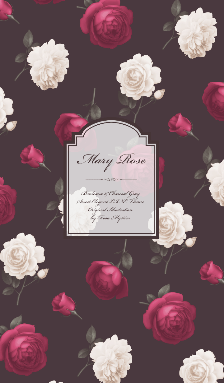 A Stylish Feminine And Elegant Theme Of Classical Rose Flowers Crimson Red Dark Gray Black There Are Many Othe Iphone Wallpaper Wallpaper Elegant Themes