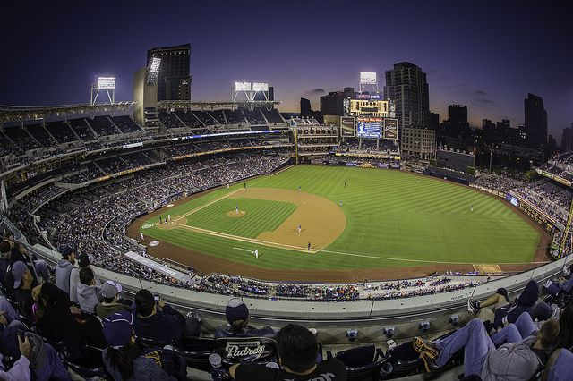 Petco Park Mlb Interleague Play Padres Vs Rangers In 2020 San Diego Travel San Diego City San Diego Area