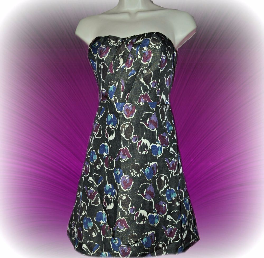 NWT American Eagle Stapless Dress sz 6 with Pretty Sparkles #AmericanEagleOutfitters