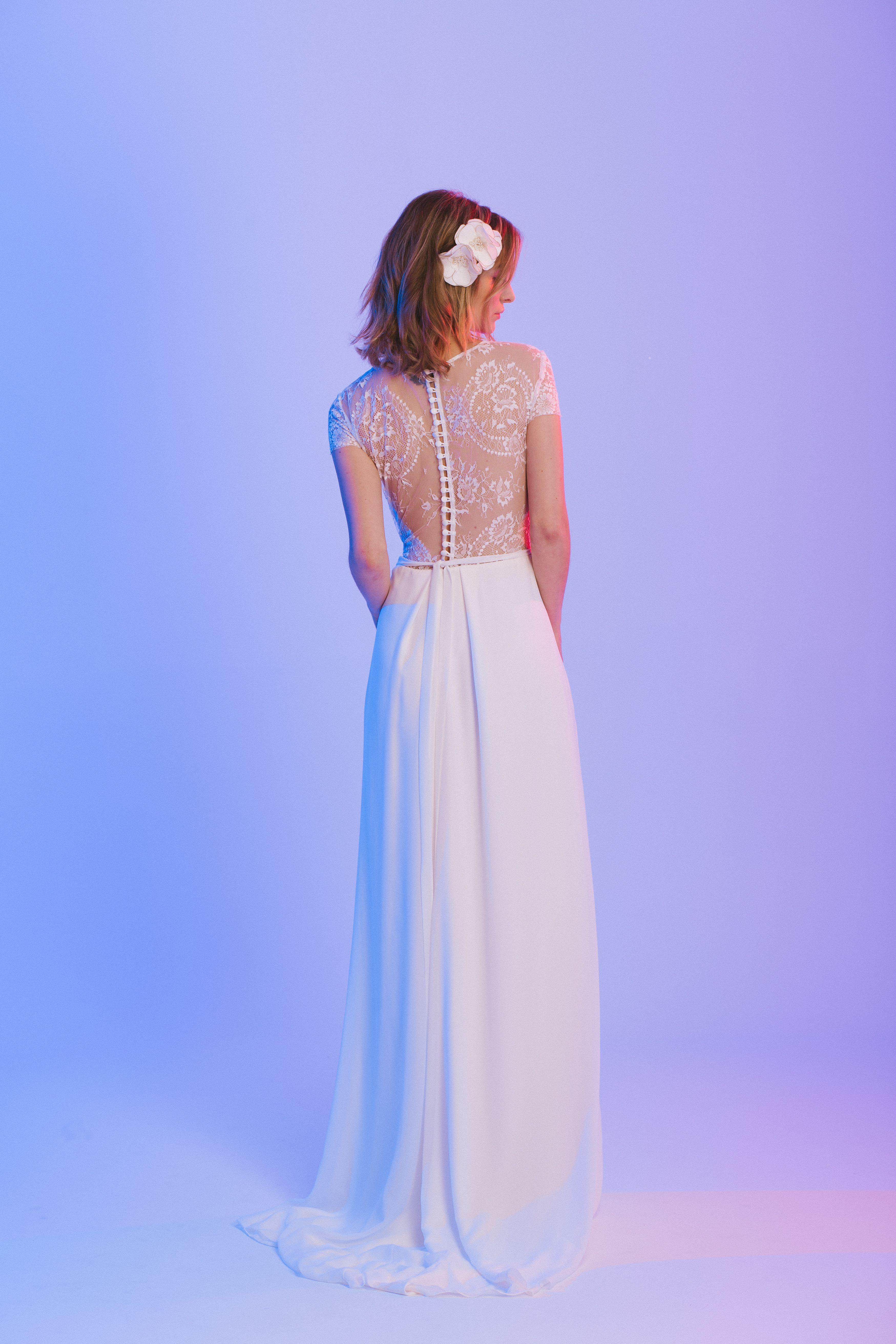 Kathryn wedding dress otaduy modern musings pinterest