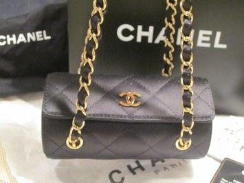 Chanel Sac Divers A26080y03487 Black Baguette $455