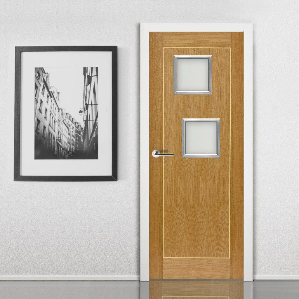 Fire rated glass office doors - Jbk Porthole 1 Roma Diana Oak Fire Door Is Pre Finished 30 Minute Fc Hour Fire Rated This Door Will Provide Good Fire Safety For Your Office