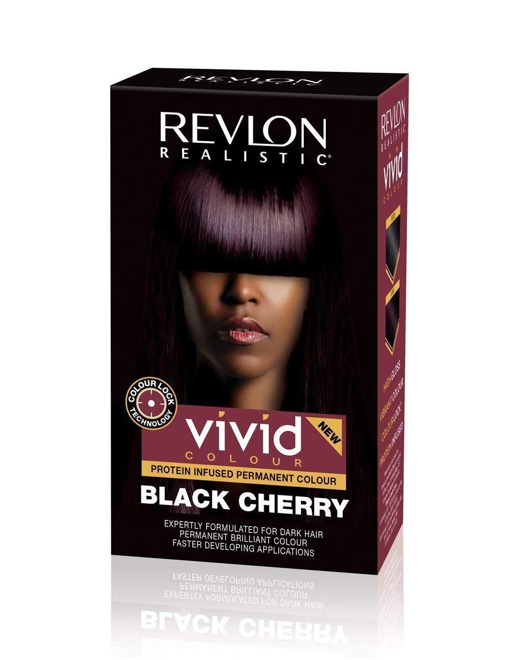 Revlon Realistic Vivid Colour Protein Infused Permanent Color Hair