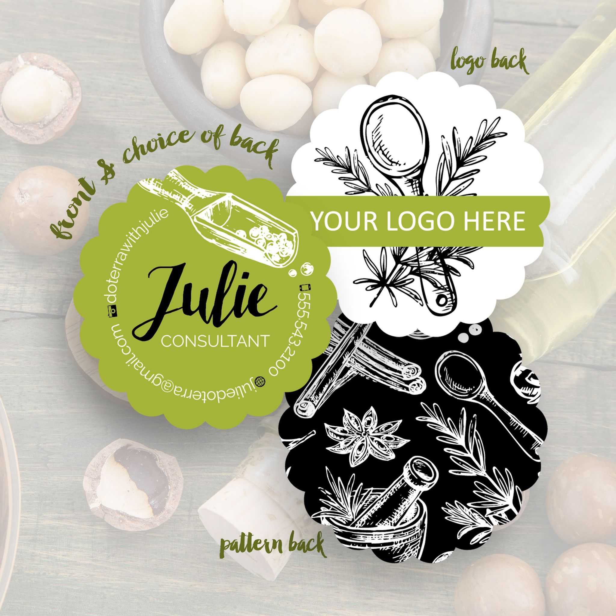 Julie Business Cards Business Cards Business And Logos