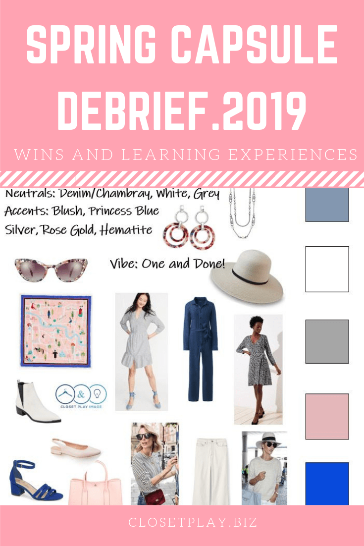 Spring 2019 Capsule Debrief Closet Play Image Play Image Capsule Capsule Wardrobe