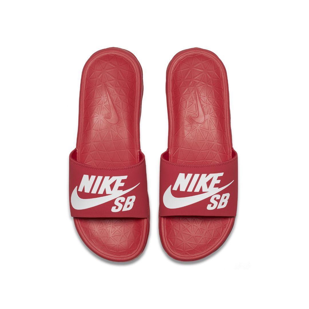 5563f4c57 SB Benassi Solarsoft Men's Slide | Products | Nike, Men slides, Nike sb
