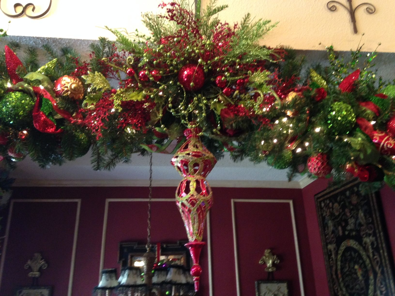 Deck the Halls at Patsy's House