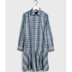 Photo of Gant Plaid Vintage Dress (Multicolor) GantGant