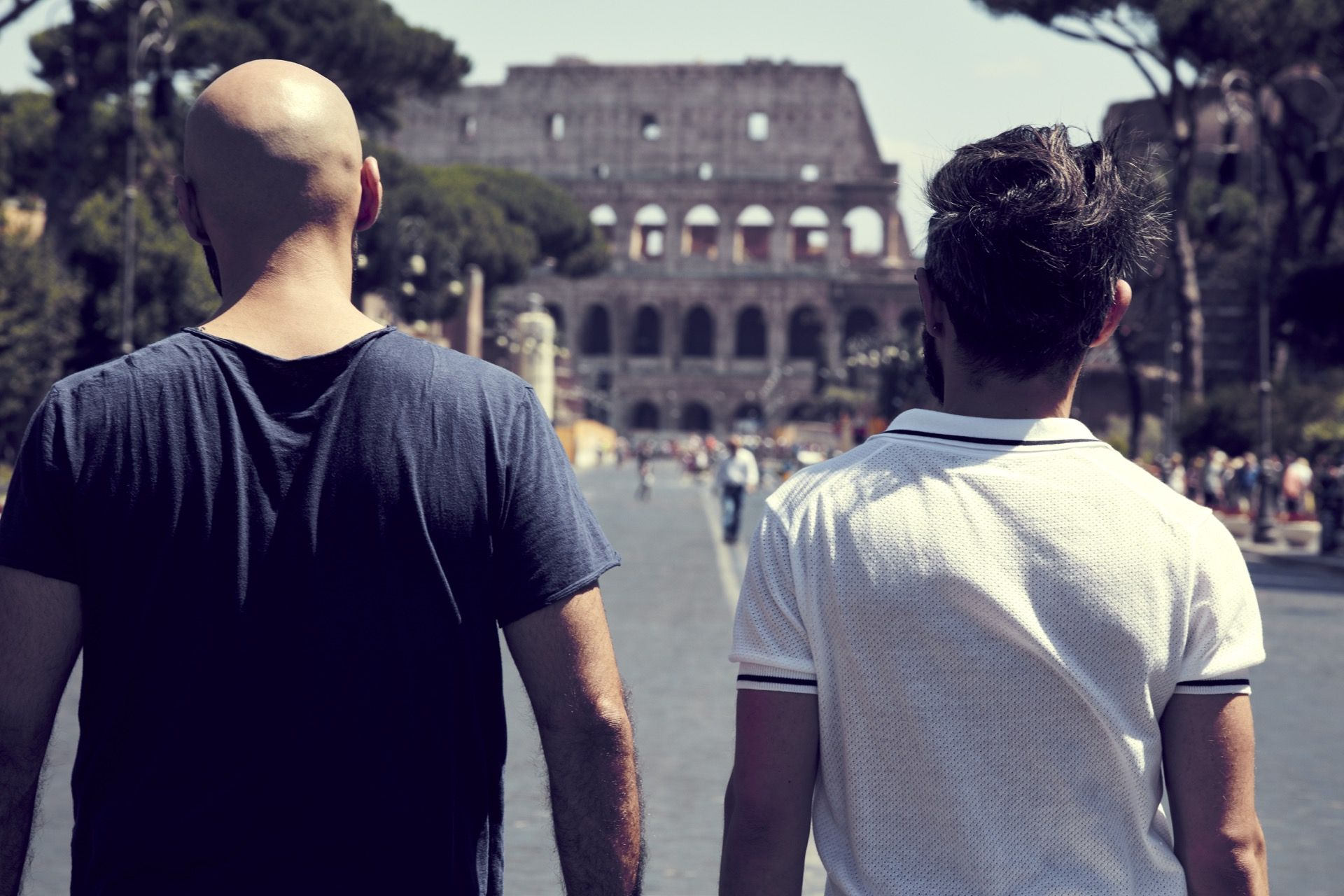 Being gay in italy