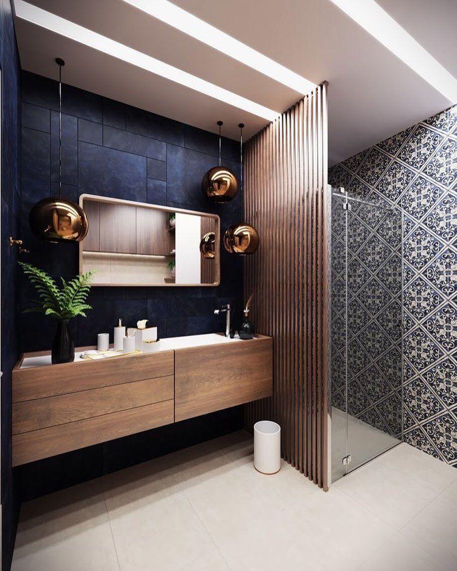 Badezimmer Home Inspiration Und Ideen Auf Instagram Badezimmer Styling Ein Bisschen Personlichkeit Mi In 2020 Badezimmer Badezimmer Innenausstattung Badezimmer Klein