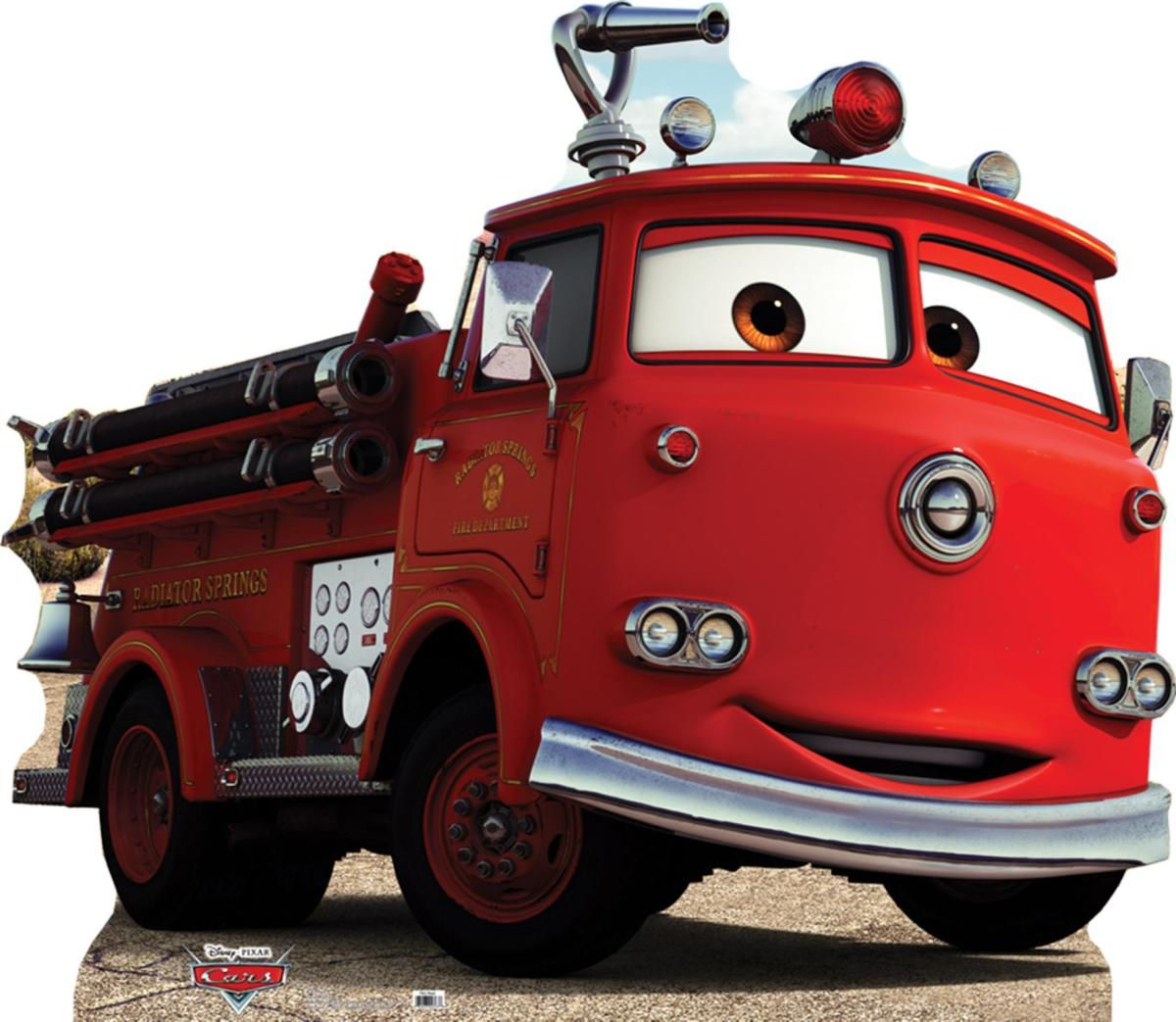 Red Firetruck With Images Disney Cars Disney Cars Birthday