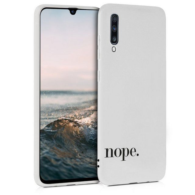 kwmobile Handyhülle, Hülle für Samsung Galaxy A70 - TPU Silikon Handy