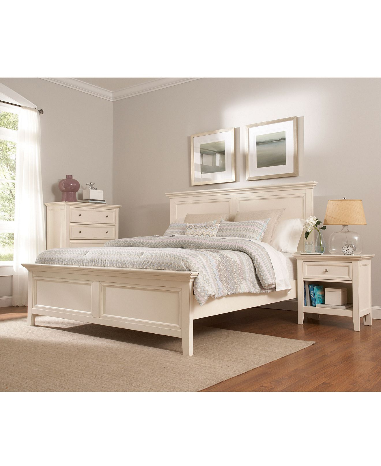 Sanibel Bedroom Furniture Collection, Created for Macy\'s | Cama ...