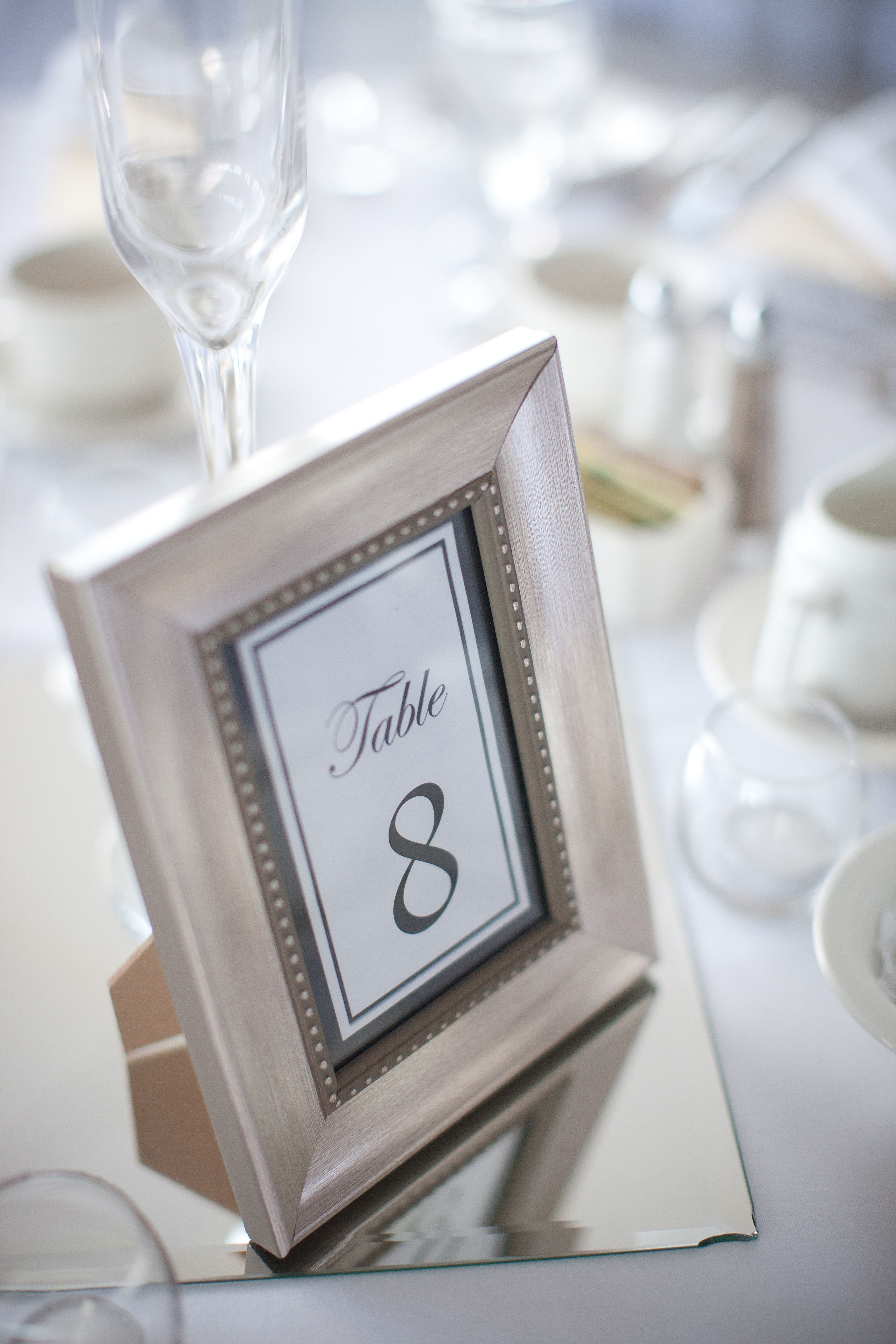 Table numbering | 02.16.14 | Pinterest | Table numbers, Wedding ...
