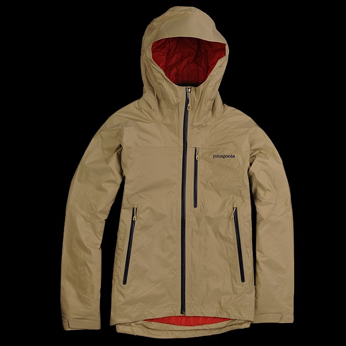 UNIONMADE - Patagonia - Insulated Torrentshell Jacket in El Cap Khaki
