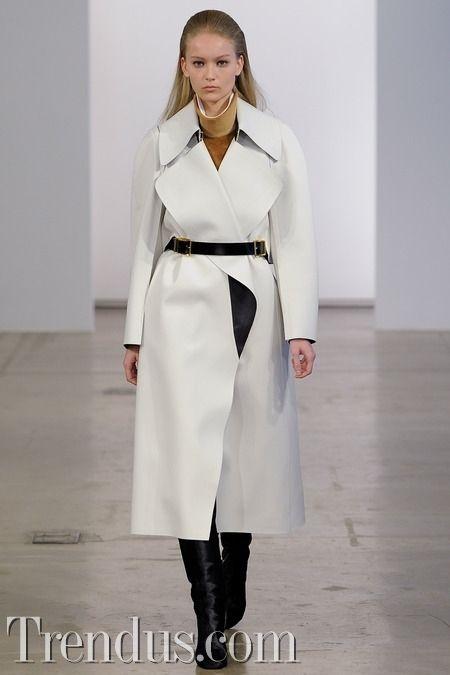 vvv Calvin Klein Pre Fall 2013