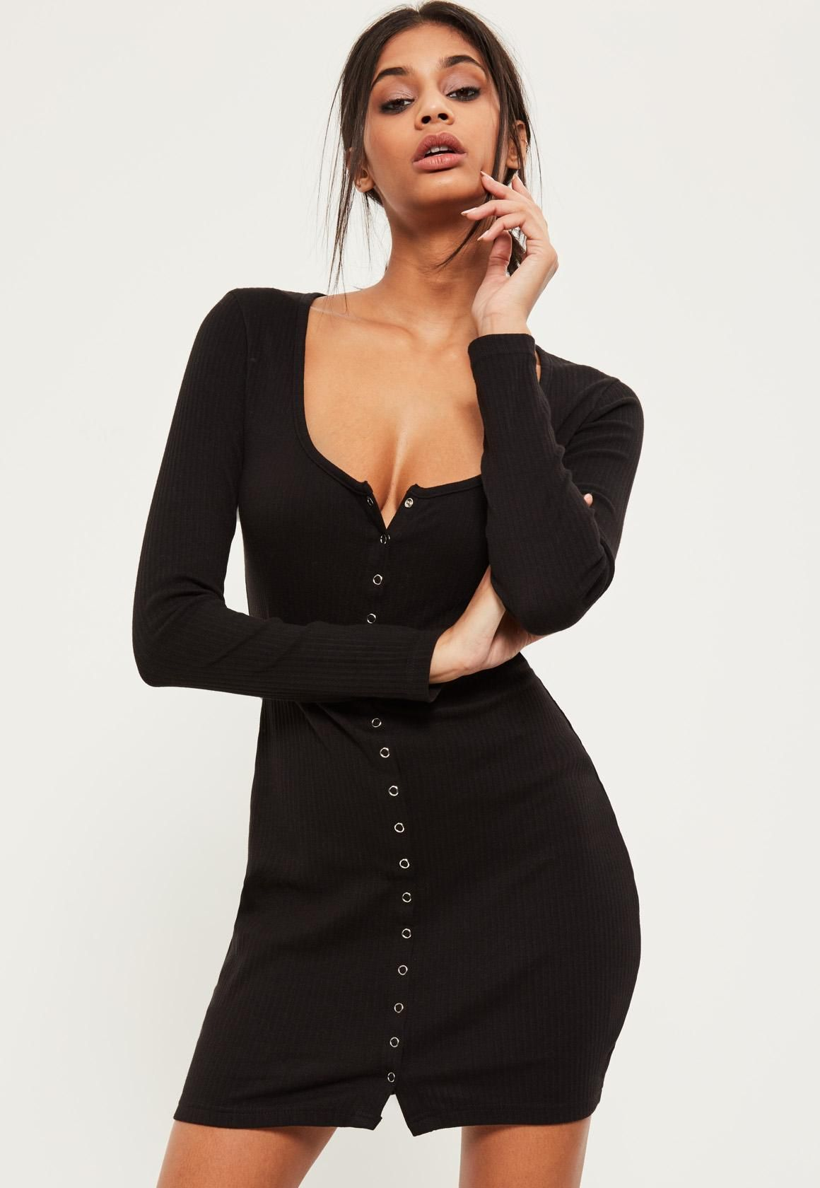 Get all fired up in little black dresses to toughen up your day game