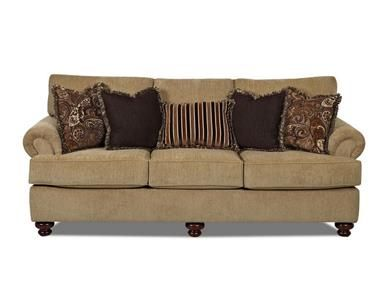 Shop For Klaussner Greenvale Sofas K73500 S And Other Living Room Sofas At Klaussner Home