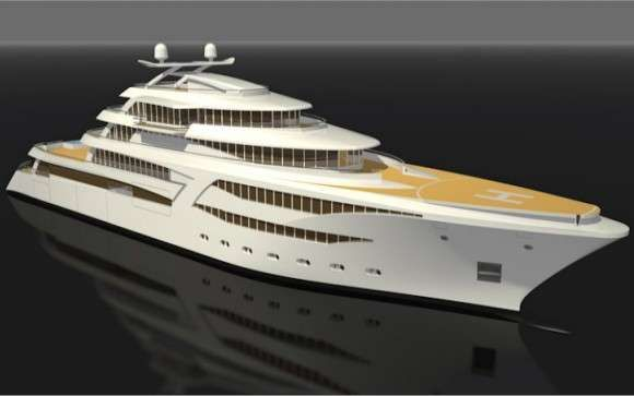 Best Rolls Royce To Design A Line Of Nvc 85 Y Superyachts 400 x 300