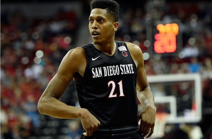 Los Angeles Lakers Add Former San Diego State Star Malik Pope To Its Summer League Lineup Nba Lakeshow Los Angeles Lakers League Lineup