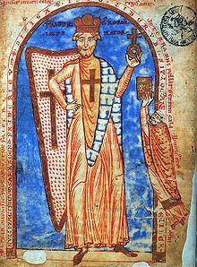 Frédéric Ier de Hohenstaufen, dit Frédéric Barberousse (en allemand : Friedrich I., Barbarossa, 1122 – 10 juin 1190), fut empereur romain germanique, roi des Romains, roi d'Italie, duc de Souabe et duc d'Alsace, comte palatin de Bourgogne.