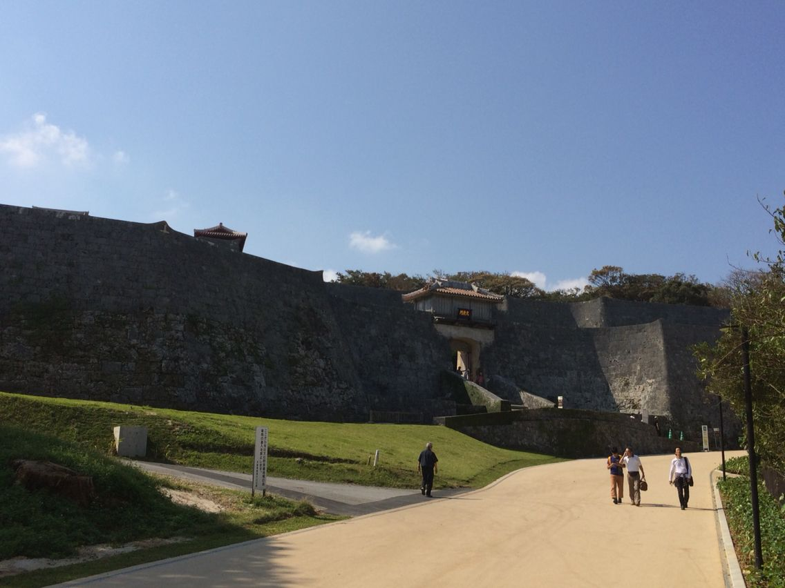 首里城公園