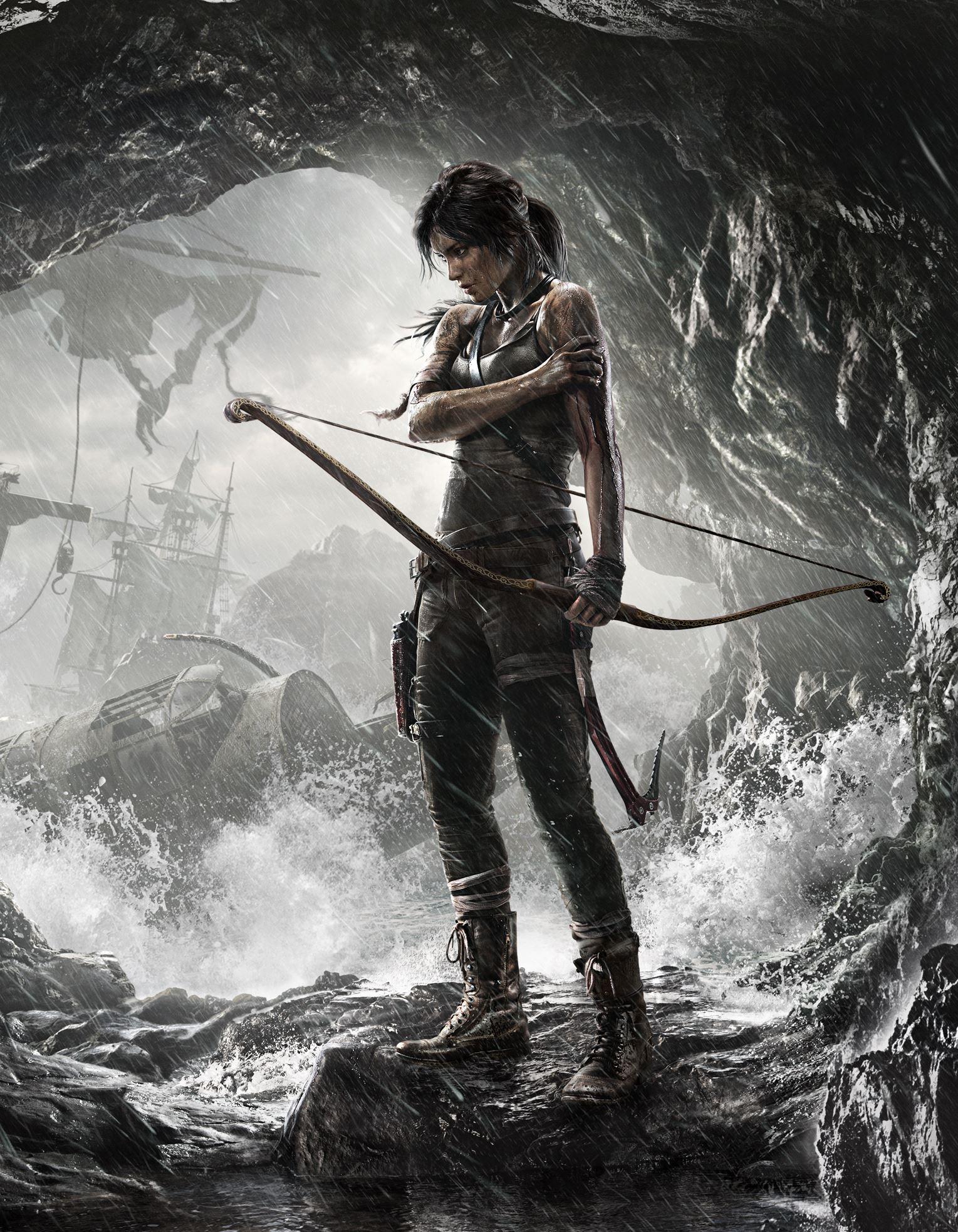 1421076663 Tomb Raider 10 Couverture Hd Png 1 529 1 967 Pixels Tomb Raider Wallpaper Tomb Raider Art Raiders Wallpaper