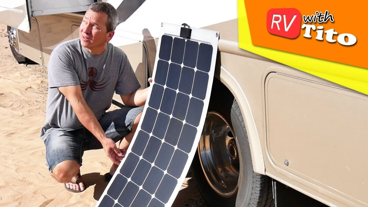 How to build a portable solar charging system solar