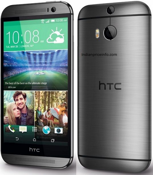 HTC One M8 Price In India-Features & Specifications